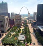 Citygarden, St. Louis