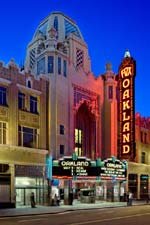 The Fox Oakland opened in 1928