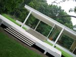 Farnsworth House by Mies van der Rohe, 1951