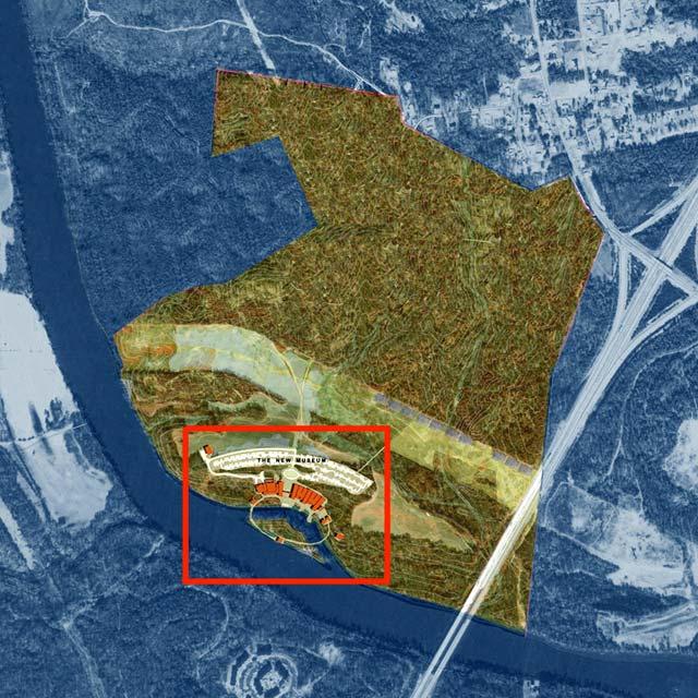 عکس هوایی از سایت