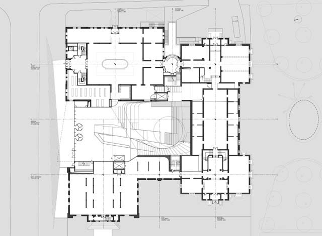 gallery for gt bauhaus school plan bauhaus archiv ppag architects