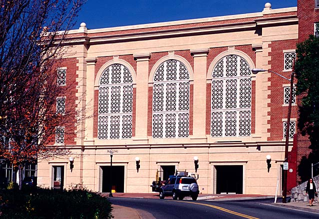 New Street Parking Garage - Staunton, Virginia