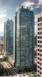 (1) Vancouver housing towers (as referenced in the Rincon Hill Plan)