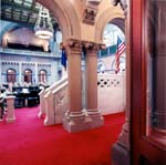 New York State Assembly Chamber restored