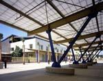 Horace Mann Elementary School: administration building