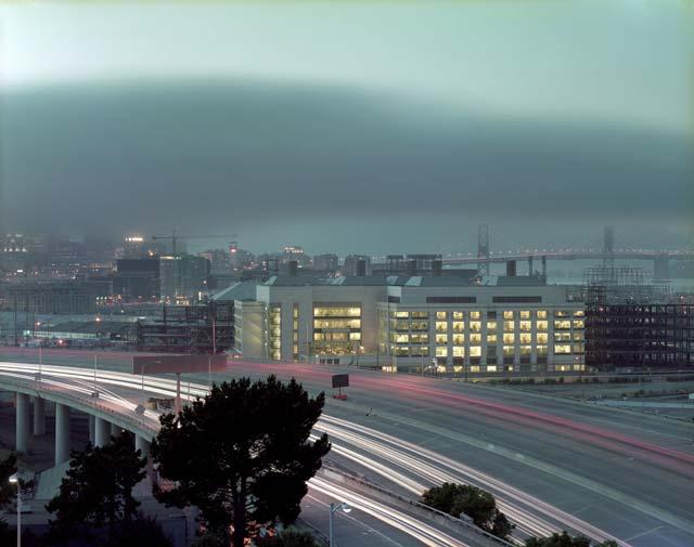 تالار بیوتکنولوژی، اولین ساختمان آزمایشگاهی اجراشده در پردیس جدید دانشگاه کالیفرنیا