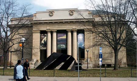 Alumni Memorial Hall/University of Michigan Museum of Art