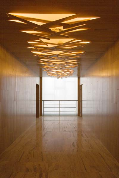 Archnewsnow - Cool wall treatments ...