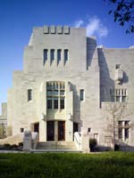 Simon Hall at Indiana University