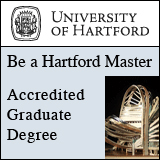 University of Hartford - Be a Hartford Master. Accredited Graduate Desgree