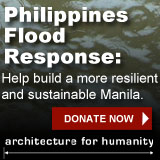 Architecture for Humanity - Philippines Floods Response