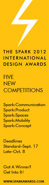 Spark Design & Architecture Awards. Enter Today!