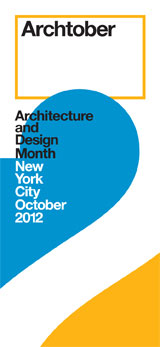 Architecture and Design Month NYC