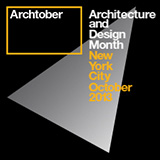 Architecture and Design Month NYC 2013
