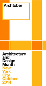 Archtober - Architecture and Design Month