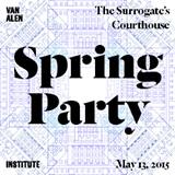 Van Allen Spring Party