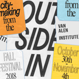 Van Allen - City Making From The Outside