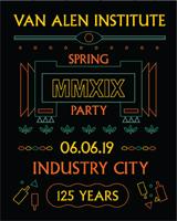 Van Alen Spring Party