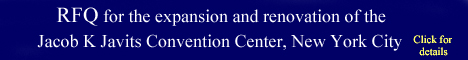 RFQ for expansion and renoviation of Jacob K Jacobs Convention Center