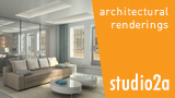 Architectural Renderings by Studio2a